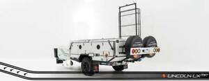 Forward & Rear Fold Off Road Hard Floor. PMX Lincoln LX MK2