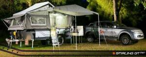 New 4x4 Hard Floor Camper. Stirling GT Forward Fold by PMX Wangara Wanneroo Area Preview