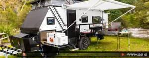 4 Berth Off Road caravan - Parkes 15 @ PMX Caravans & Campers