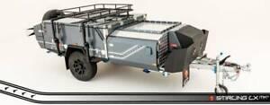 Stirling LX Forward Fold hard top. 4x4 family camper. PMX Wangara Wangara Wanneroo Area Preview