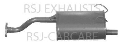 Petrol 1997-01-/> 2001-02 EXHAUST SILENCER HONDA CIVIC VI Fastback 1.5 16V MB3