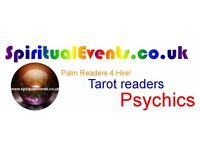Psychic Tarot Spiritual reader for hire Liverpool & Lancashire area.