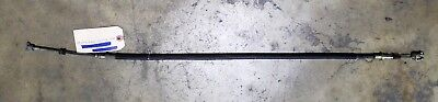 1985-2001 OEM Yamaha Riva 125 XC125 Scooter Rear Back Foot Brake Cable