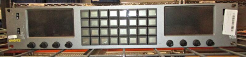 EVERTZCP-2232E Remote Control Panel - No AC Adapter
