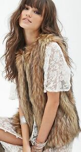 fur vest from aritzia! Downtown-West End Greater Vancouver Area image 1