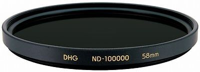Marumi 58mm Solar Eclipse ND100000 Filter DHG ND 16.5 Stop Made in Japan 58