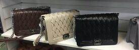 Chanel large le boy flap bag