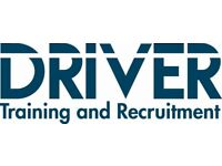 Driver Training and Recruitment, train with us and get a job interview or your full money back..!!