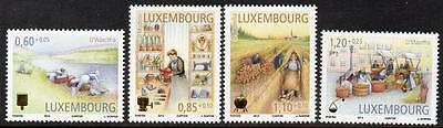 LUXEMBOURG MNH 2012 Trades of Yesteryears
