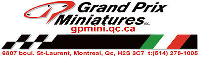GRAND PRIX MINIATURES INC