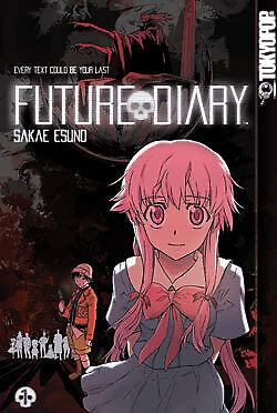 Future Diary Manga Volume 1
