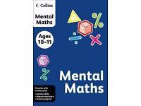 Mental Maths Revisoin Book KS2