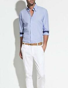 2d0b46a7 Zara Mens Shirt Small