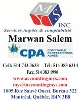 ACCOUNTING MYS INC / Bureau comptable MYS INC