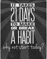WHY NOT START TODAY?!