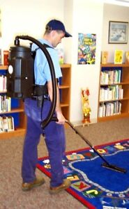 Backpack Professional Vacuum Cleaner Electroklean 2000 West Island Greater Montréal image 5
