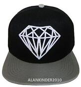 Black Diamond Snapback