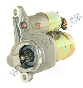 New HITACHI Starter for NISSAN CUBE,SENTRA,VERSA SHI0166