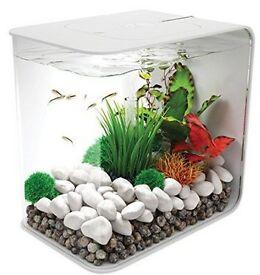 Bi Orb 15 litre Fish Tank With Accessories