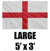 Large England Flag