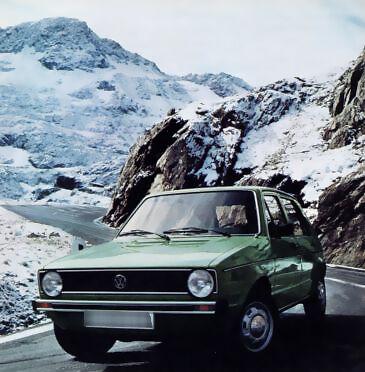 Wissenswertes über den Golf 1, den Urvater eines erfolgreichen Auto-Modells