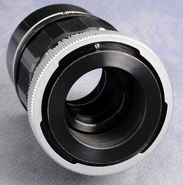 Lens mount R - no control pins
