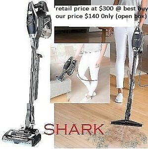 Shark Rocket TruePet Ultra-Light Stick Vacuum - Blue Jean