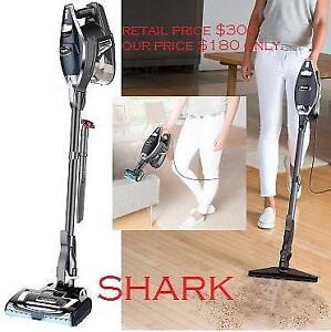 Shark Rocket TruePet Ultra-Light Stick Vacuum - Blue Jean  Model #: HV322YC