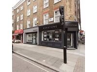 Modern and fully equipped boutique office offering suites ranging in size from 2 to 30 people
