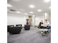 """""""Serviced offices in Hammersmith from £475 per person, per month """""""