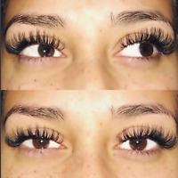*HYBRID VOLUME EYELASH EXTENSIONS APRIL PROMO*