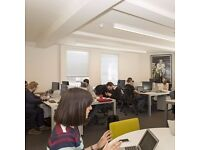 WC1 - Flexible Workspace Solutions Providing a Platform for Growth and Innovation – Desks from £499
