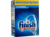 Finish Powerball Classic Dishwasher tablets 110 pack