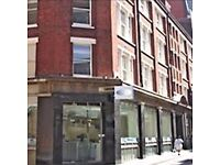 Fully furnished serviced offices situated a few minutes' walk from Oxford Street from £350 per month