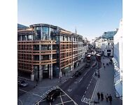The building is prominently situated and benefits from excellent transport links from £350pppm