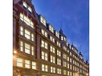 """""""Serviced offices less than 100m from Liverpool Street Station from £450 per month """""""