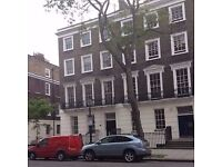 Self-contained building benefiting from natural light in Bloomsbury