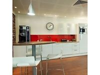 Office space refurbished to an excellent standard, from £500 pcm, in the heart of the city of London
