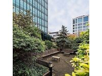 Euston serviced offices with 360 degree views over Central London - Prices from £725 per month