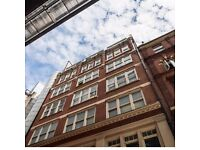 Self-contained building, situated just off of Fleet Street offering serviced offices, from £400pcm