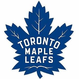 ROW 1 Greens: Toronto Maple Leafs Tickets for Sale