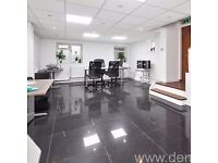 Glass fronted curb side office located in the heart of Paddington close to excellent transport links