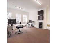 This bright and recently refurbished boutique building provides serviced offices within London