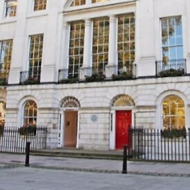 Elegant, versatile serviced offices in Euston - From £500 per person, per month