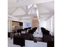 This business centre has created inspiring workspaces for real people with big ideas from £500 pppm