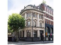 Serviced offices within a beautiful character building nestled in the heart of Shoreditch