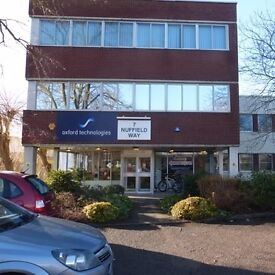 Business centre offers both large and small offices to suit your business needs in Abingdon