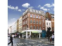 Boutique office in the heart of Soho on Dean Street offers a friendly, co-working environment