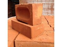 New Red Facing Bricks (75 available)