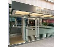 Fully equipped with the latest IT, newly refurbished, fully furnished offices of varying sizes